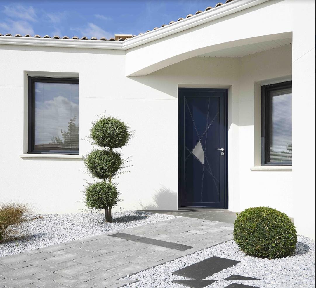 3 conseils pour bien choisir la porte d 39 entr e de sa maison - Porte d entree maison ...